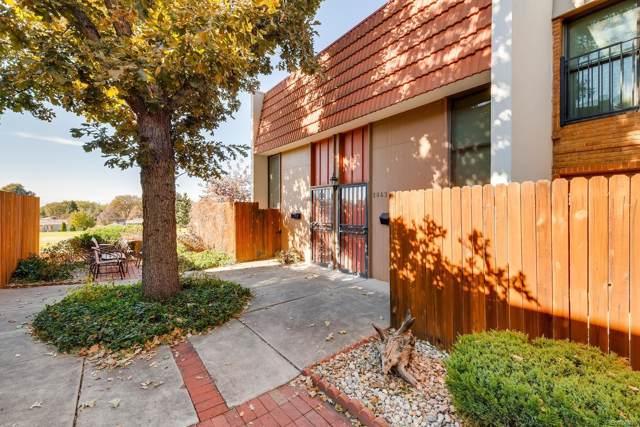 2863 S Locust Street, Denver, CO 80222 (#5369801) :: The Heyl Group at Keller Williams