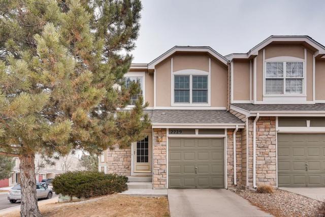 2229 E 103rd Avenue, Thornton, CO 80229 (#5369802) :: Compass Colorado Realty