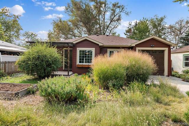 2565 S Vine Street, Denver, CO 80210 (#5370007) :: Chateaux Realty Group