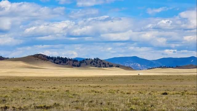 1022 Cheyenne Road, Hartsel, CO 80449 (#5370549) :: James Crocker Team