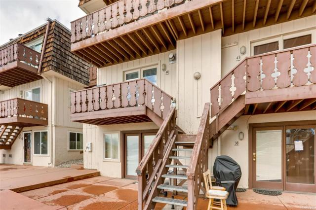 410 Tenderfoot Street #44, Dillon, CO 80435 (#5370642) :: Sellstate Realty Pros