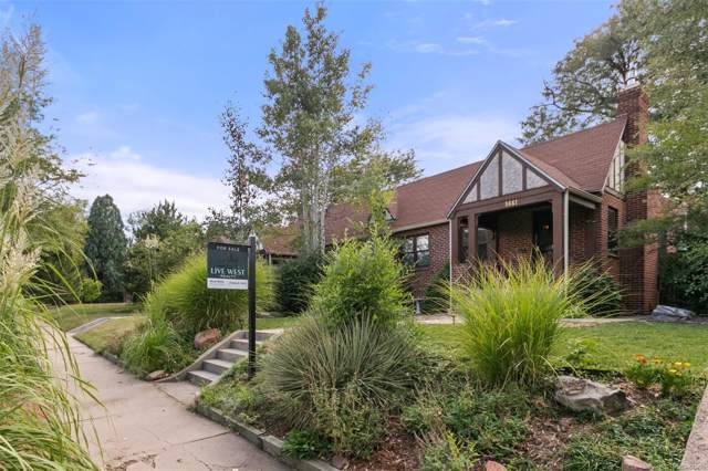 1441 Dahlia Street, Denver, CO 80220 (MLS #5370643) :: 8z Real Estate