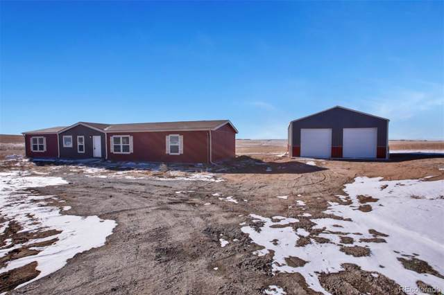 11595 Pass Me By Road, Strasburg, CO 80136 (MLS #5370754) :: 8z Real Estate