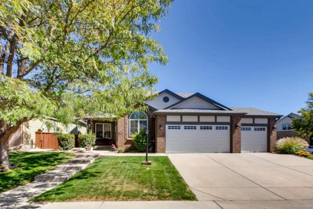 4446 S Andes Way, Aurora, CO 80015 (#5370769) :: The Peak Properties Group
