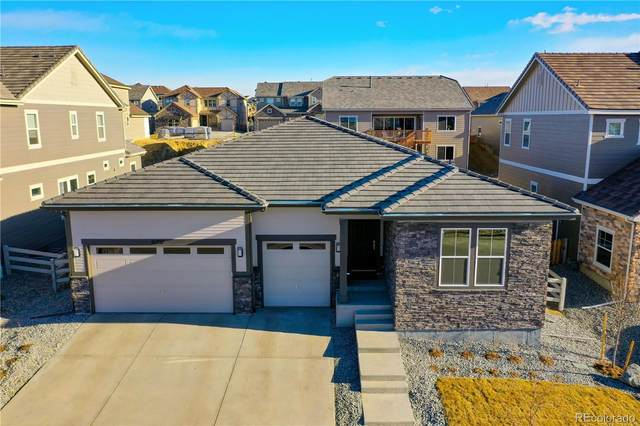 16292 Spanish Peak Way, Broomfield, CO 80023 (#5370891) :: Venterra Real Estate LLC
