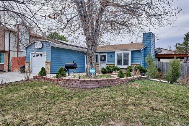 11404 E Ellsworth Place, Aurora, CO 80010 (#5371072) :: Mile High Luxury Real Estate