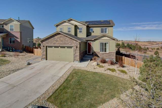 2619 Summerhill Drive, Castle Rock, CO 80108 (#5371074) :: The DeGrood Team