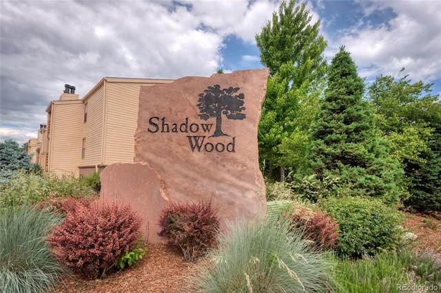 3141 S Tamarac Drive E301, Denver, CO 80231 (MLS #5371204) :: Find Colorado