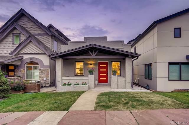 3606 Pecos Street, Denver, CO 80211 (#5371366) :: Finch & Gable Real Estate Co.