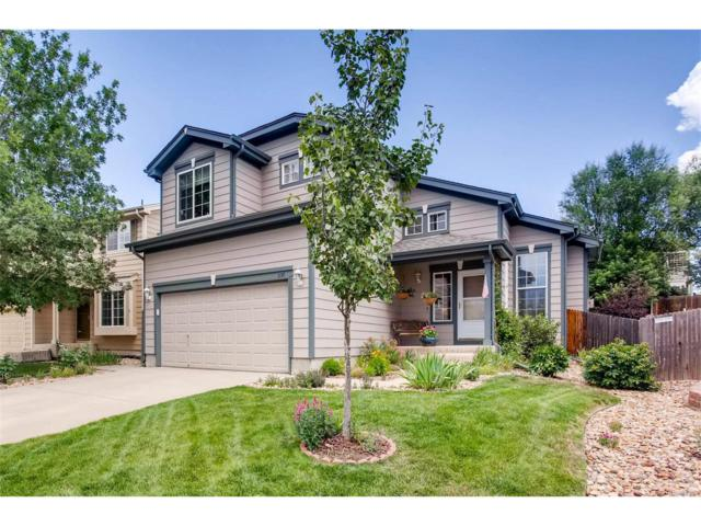5130 Hubert Street, Parker, CO 80134 (MLS #5371618) :: 8z Real Estate