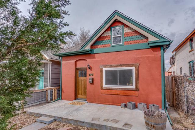 3619 N Lafayette Street, Denver, CO 80205 (#5371642) :: Compass Colorado Realty