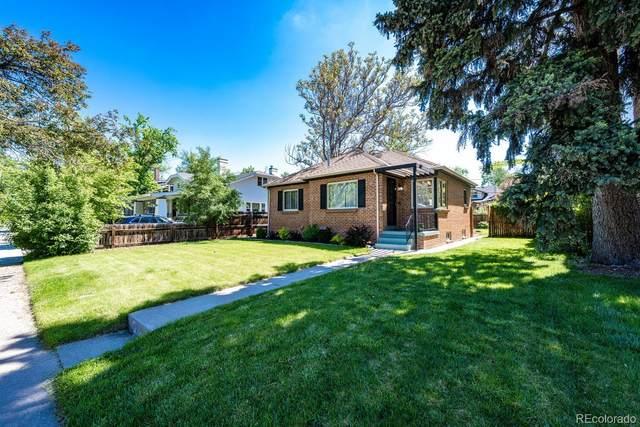 2570 Cherry Street, Denver, CO 80207 (#5371986) :: The Artisan Group at Keller Williams Premier Realty