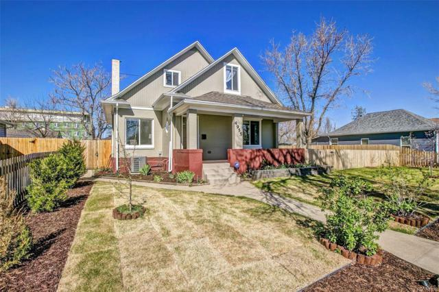 4955 Knox Court, Denver, CO 80221 (#5372358) :: Bring Home Denver