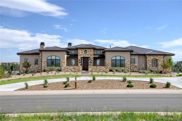 7448 Sapphire Pointe Boulevard, Castle Rock, CO 80108 (MLS #5372556) :: Find Colorado