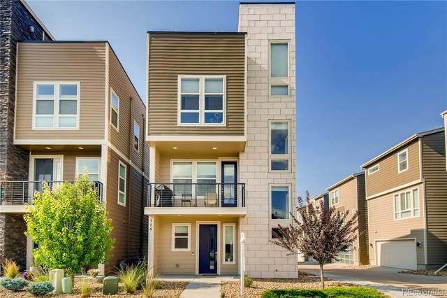 574 E Hinsdale Avenue, Littleton, CO 80122 (MLS #5372577) :: Clare Day with Keller Williams Advantage Realty LLC