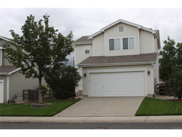 9689 Marmot Ridge Circle, Littleton, CO 80125 (MLS #5372759) :: 8z Real Estate