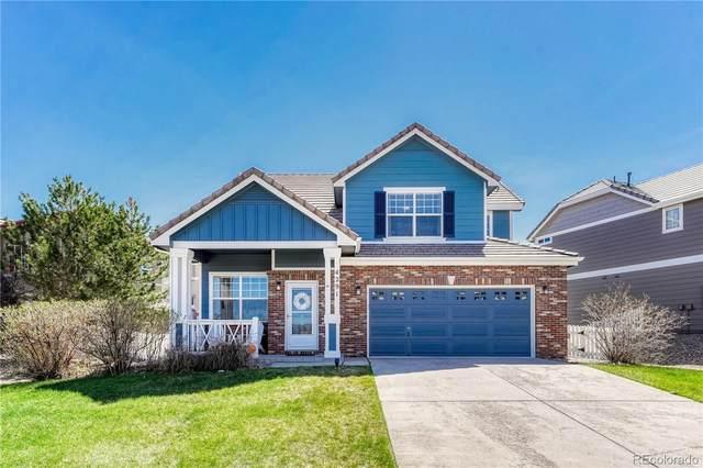 4291 Beautiful Circle, Castle Rock, CO 80109 (MLS #5372975) :: 8z Real Estate