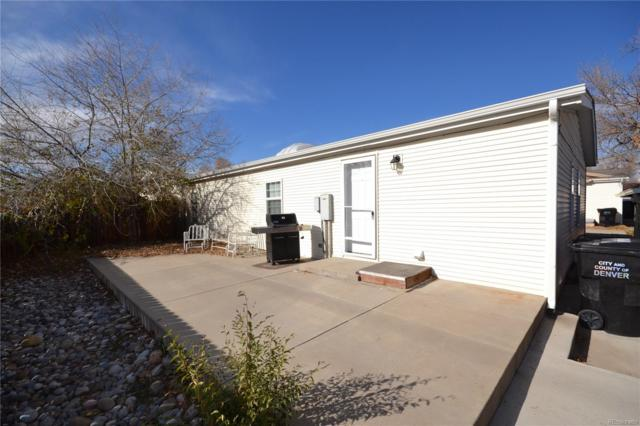 1406 Winona Court, Denver, CO 80204 (#5373085) :: Sellstate Realty Pros