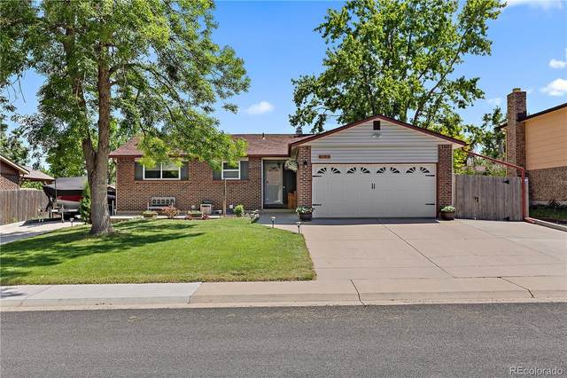 13936 W 74th Place, Arvada, CO 80005 (#5373139) :: The DeGrood Team