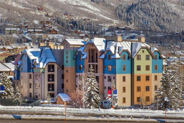 2525 Village Drive 5E, Steamboat Springs, CO 80487 (#5373355) :: Bring Home Denver with Keller Williams Downtown Realty LLC