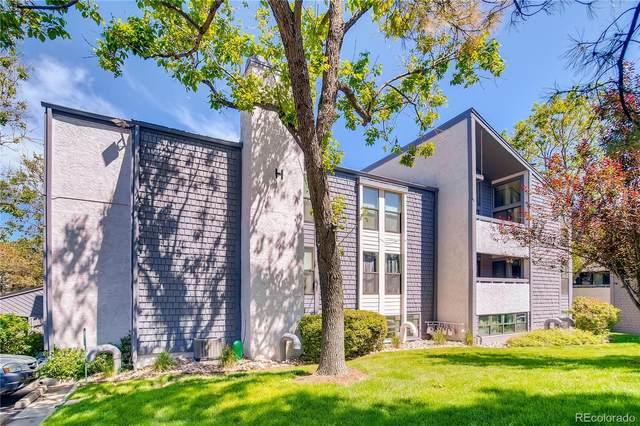 6400 S Dayton Street H2, Englewood, CO 80111 (#5373509) :: Briggs American Properties