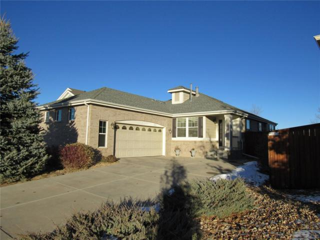 24704 E Chenango Drive, Aurora, CO 80016 (#5373633) :: The Heyl Group at Keller Williams