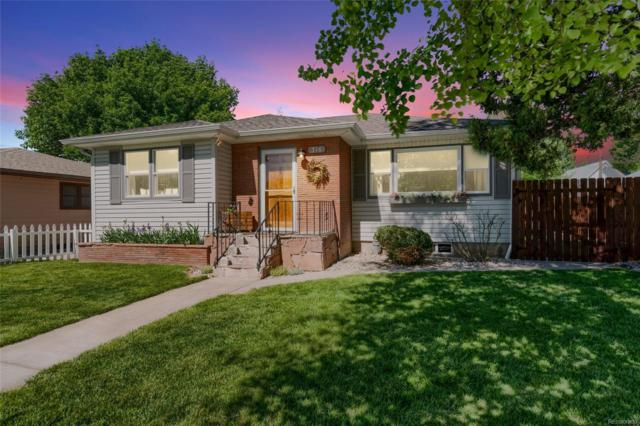 316 6th Street, Windsor, CO 80550 (MLS #5374076) :: Keller Williams Realty