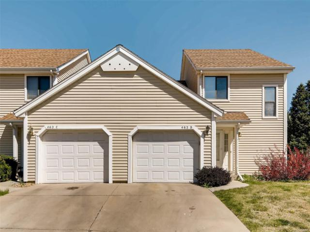 462 S Kalispell Way D, Aurora, CO 80017 (MLS #5374144) :: 8z Real Estate