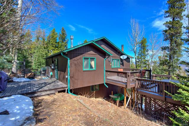 407 Castlewood Drive, Evergreen, CO 80439 (#5374202) :: The DeGrood Team