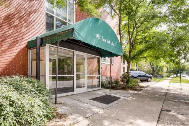 925 E 8th Avenue #115, Denver, CO 80218 (#5374208) :: HomeSmart Realty Group