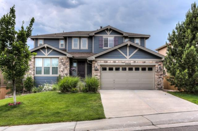 3426 Darlington Circle, Highlands Ranch, CO 80126 (MLS #5374228) :: 8z Real Estate