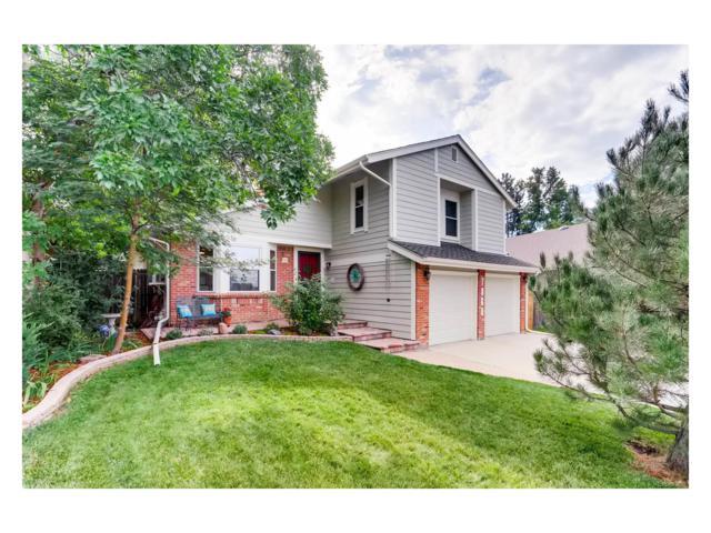 7860 S Trenton Street, Centennial, CO 80112 (MLS #5374273) :: 8z Real Estate