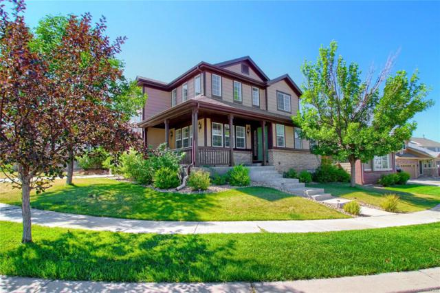 16394 E 105th Avenue, Commerce City, CO 80022 (MLS #5374544) :: 8z Real Estate