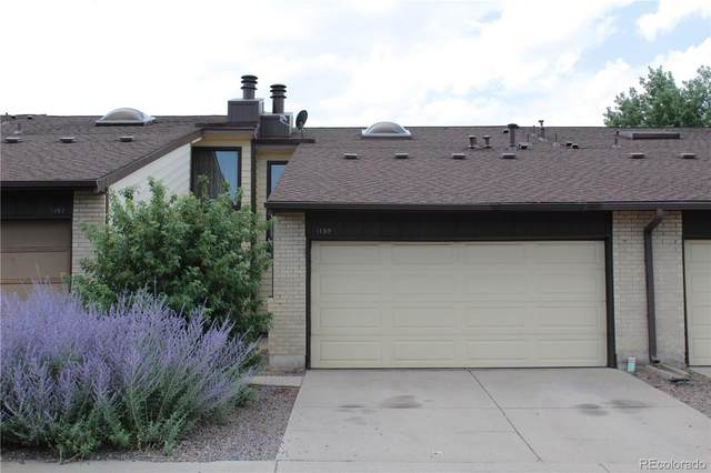 1159 S Otis Place, Lakewood, CO 80232 (MLS #5374784) :: 8z Real Estate
