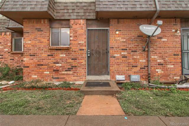 14330 E Mississippi Avenue C, Aurora, CO 80012 (#5374801) :: The DeGrood Team