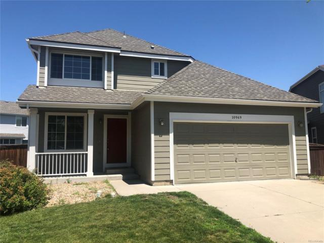 20969 E 41st Place, Denver, CO 80249 (#5375099) :: The Heyl Group at Keller Williams