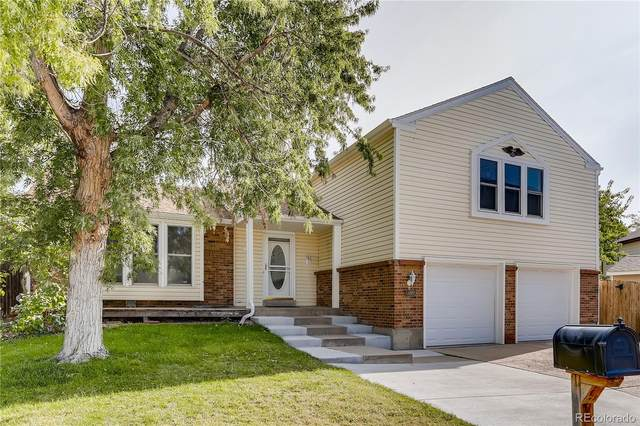 14885 E Caspian Place, Aurora, CO 80014 (MLS #5375620) :: Kittle Real Estate