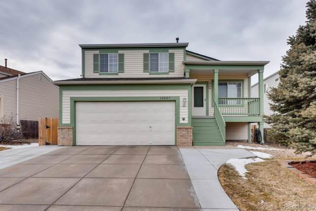 12027 Meadowood Lane, Parker, CO 80138 (#5375721) :: The Healey Group