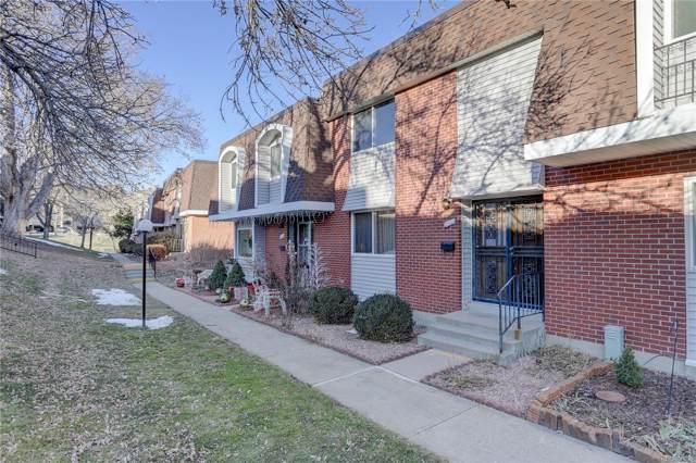 12948 W Virginia Avenue, Lakewood, CO 80228 (#5376097) :: The HomeSmiths Team - Keller Williams