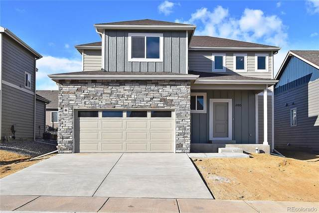 1226 104th Avenue, Greeley, CO 80634 (#5376263) :: The Brokerage Group