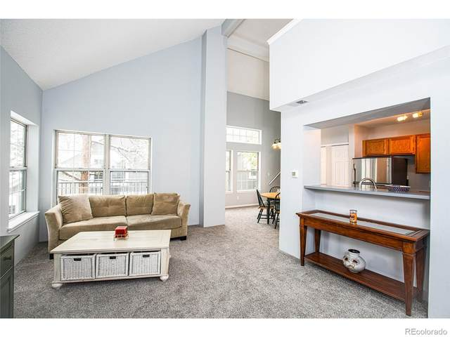 6731 S Ivy Way B1, Centennial, CO 80112 (#5376464) :: Bring Home Denver with Keller Williams Downtown Realty LLC