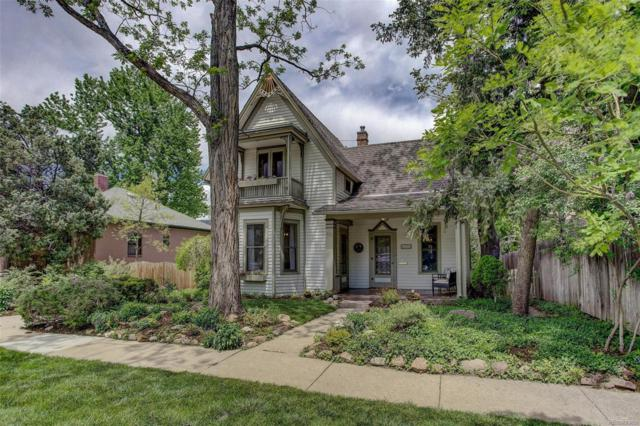 611 Marine Street, Boulder, CO 80302 (#5377531) :: The Galo Garrido Group