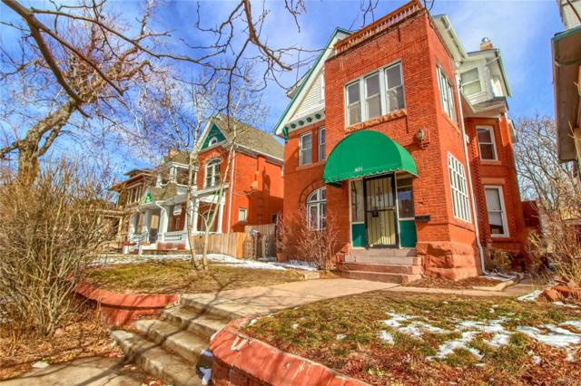 1638 N Emerson Street, Denver, CO 80218 (#5377825) :: The Heyl Group at Keller Williams