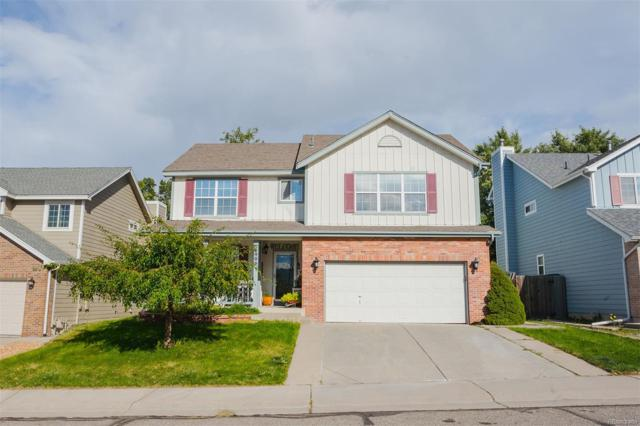 6444 Deframe Court, Arvada, CO 80004 (#5377995) :: My Home Team