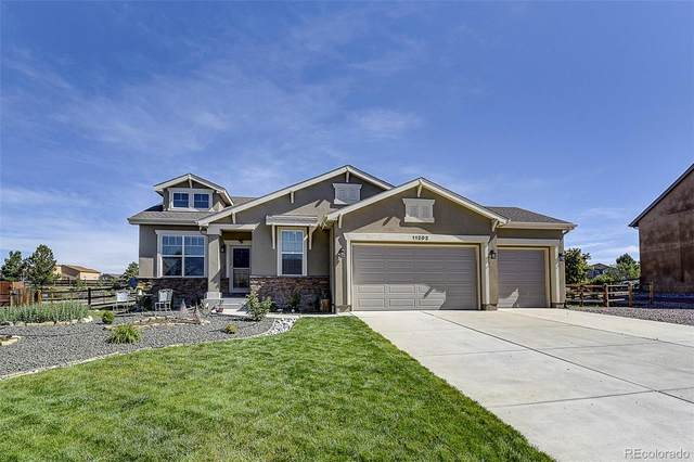 11202 Glen Canyon Drive, Peyton, CO 80831 (#5378086) :: The DeGrood Team