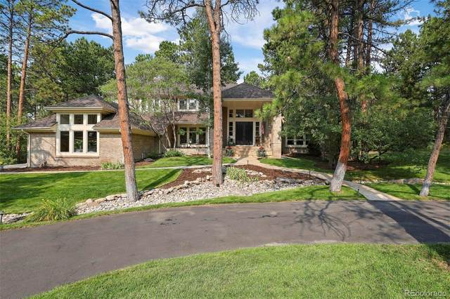 510 Castle Pines Drive, Castle Rock, CO 80108 (#5378172) :: HomeSmart Realty Group