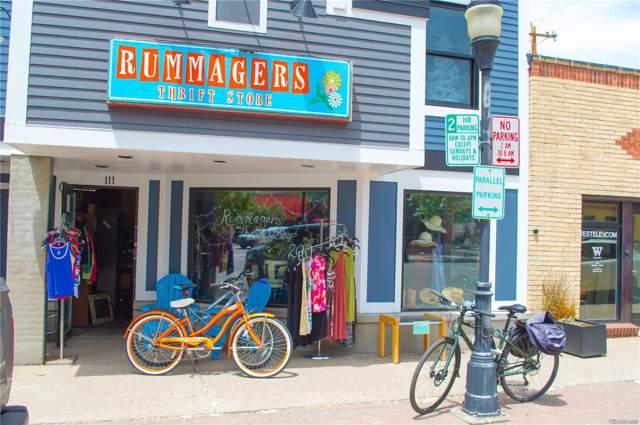 111 9th Street, Steamboat Springs, CO 80487 (MLS #5378295) :: The Sam Biller Home Team