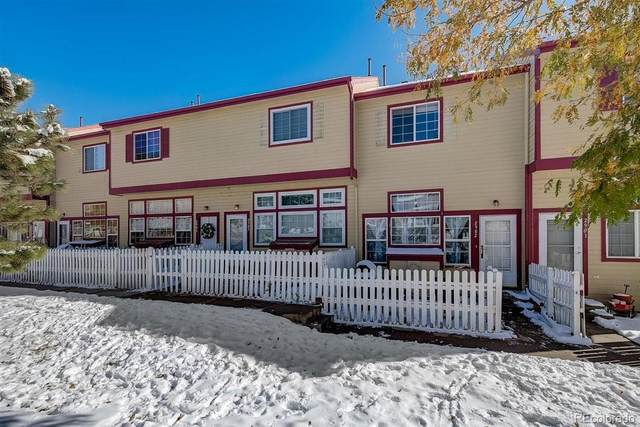 8199 Welby Road #2902, Thornton, CO 80229 (#5378398) :: The Healey Group
