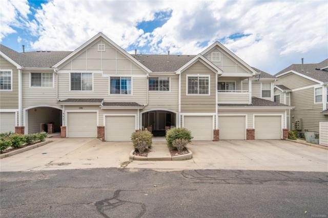 1381 S Cathay Court #107, Aurora, CO 80017 (#5378804) :: Keller Williams Action Realty LLC