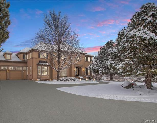 1400 Castle Pointe Drive, Castle Rock, CO 80104 (#5378837) :: The Heyl Group at Keller Williams